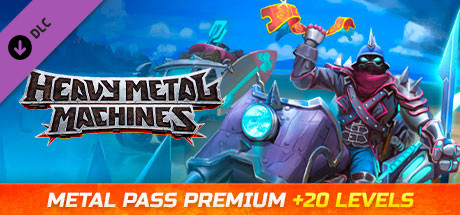 HMM Metal Pass Premium Season 5 + 20 Levels