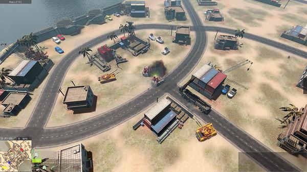 Armor Clash 3 ScreenShot 2