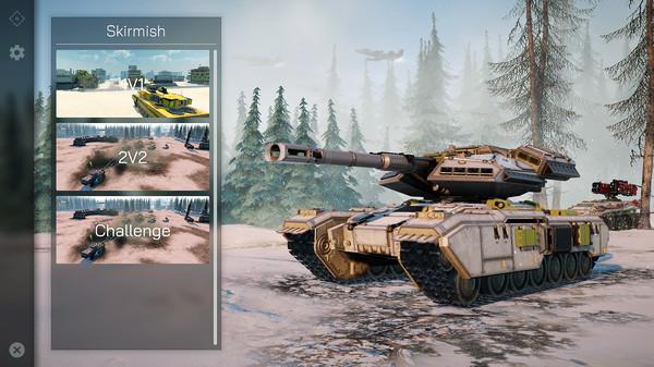 Armor Clash 3 [RTS]