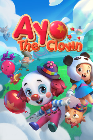 Ayo the Clown poster image on Steam Backlog