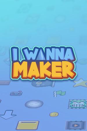 I Wanna Maker poster image on Steam Backlog