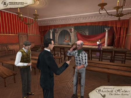 Sherlock Holmes: The Silver Earring