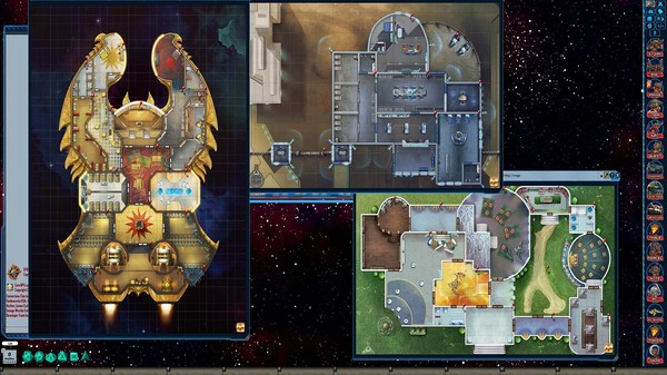 Fantasy Grounds - Starfinder RPG - Dawn of Flame AP 1: Fire Starters (SFRPG) (DLC)
