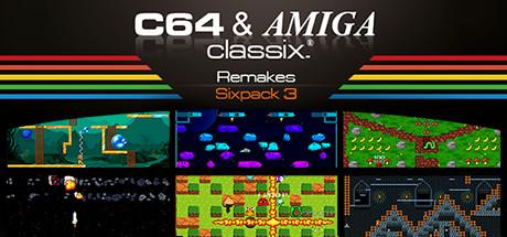 Купить C64 & AMIGA Classix Remakes Sixpack 3