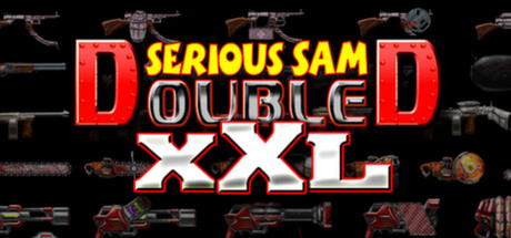 Game Banner Serious Sam Double D XXL