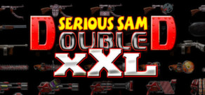 Serious Sam Double D XXL cover art