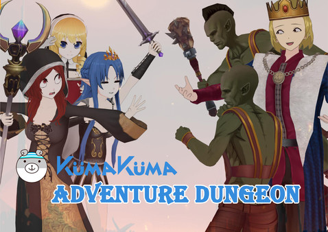KumaKuma - Adventure Dungeon (DLC)
