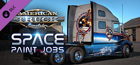 American Truck Simulator - Space Paint Jobs Pack on Steam