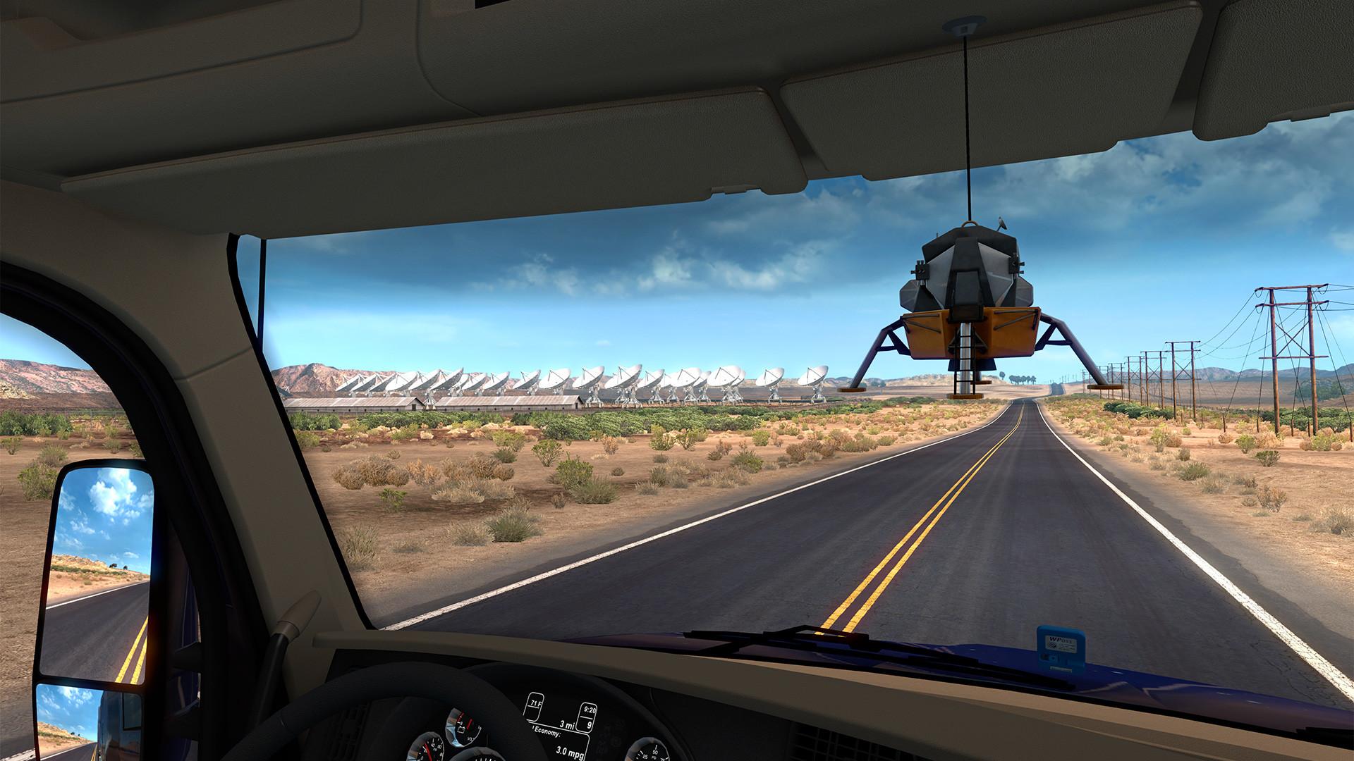 American Truck Simulator - Space Paint Jobs Pack