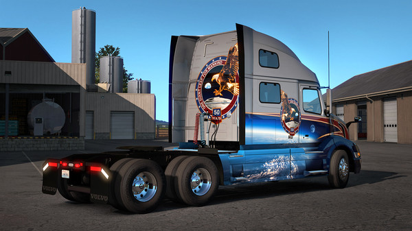 American Truck Simulator - Space Paint Jobs Pack (DLC)