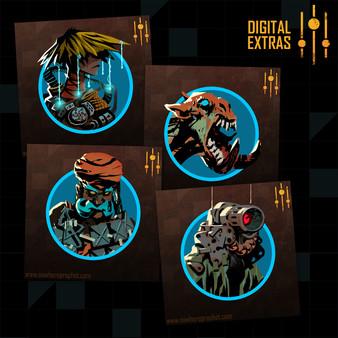 Nowhere Prophet - Digital Extras (Soundtrack, Artbook and more) (DLC)