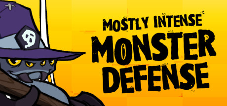 Купить Mostly Intense Monster Defense