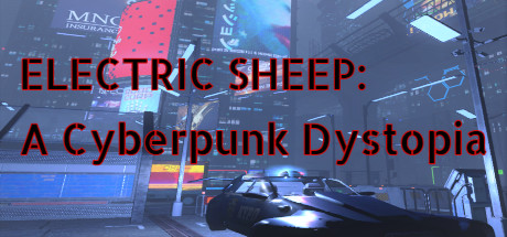 Купить Electric Sheep: A Cyberpunk Dystopia