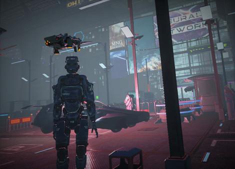 Electric Sheep: A Cyberpunk Dystopia