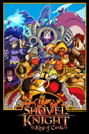 Shovel Knight: King of Cards poster image on Steam Backlog