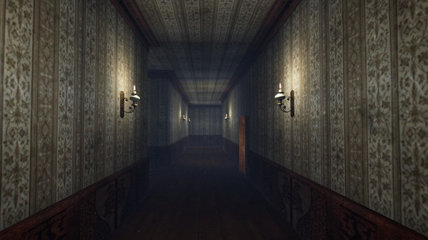 The Cross Horror Game ScreenShot 2