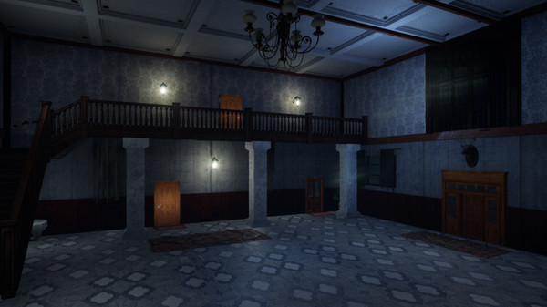 The Cross Horror Game ScreenShot 1
