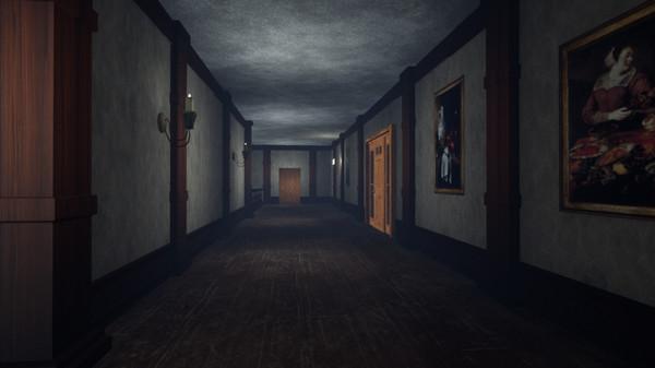 The Cross Horror Game