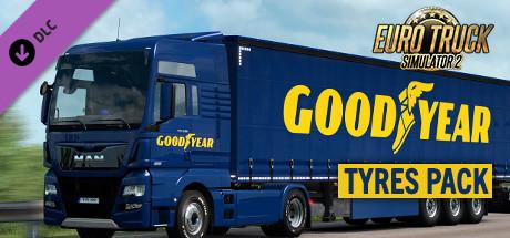 Купить Euro Truck Simulator 2 - Goodyear Tyres Pack (DLC)