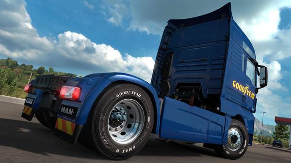 Euro Truck Simulator 2 - Goodyear Tyres Pack (DLC)