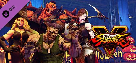 Street Fighter V   2018 Halloween Costume Bundle On Steam