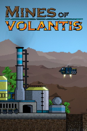 Mines of Volantis poster image on Steam Backlog
