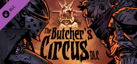 Darkest Dungeon The Butchers Circus [PT-BR] Capa