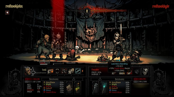 Darkest Dungeon Ancestral Edition-PLAZA [CRACK]