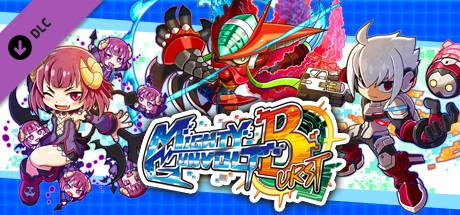 Купить MIGHTY GUNVOLT BURST - Character Set: Rivals (DLC)