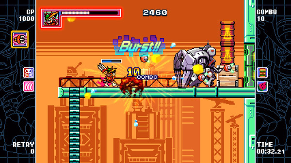 MIGHTY GUNVOLT BURST - Character Set: Rivals (DLC)