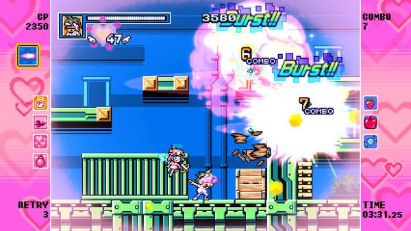 MIGHTY GUNVOLT BURST - Character Set: Heroines (DLC)