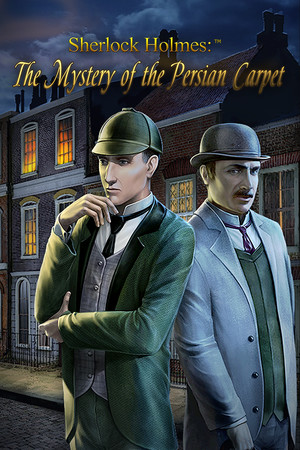 Sherlock Holmes: The Mystery of the Persian Carpet poster image on Steam Backlog