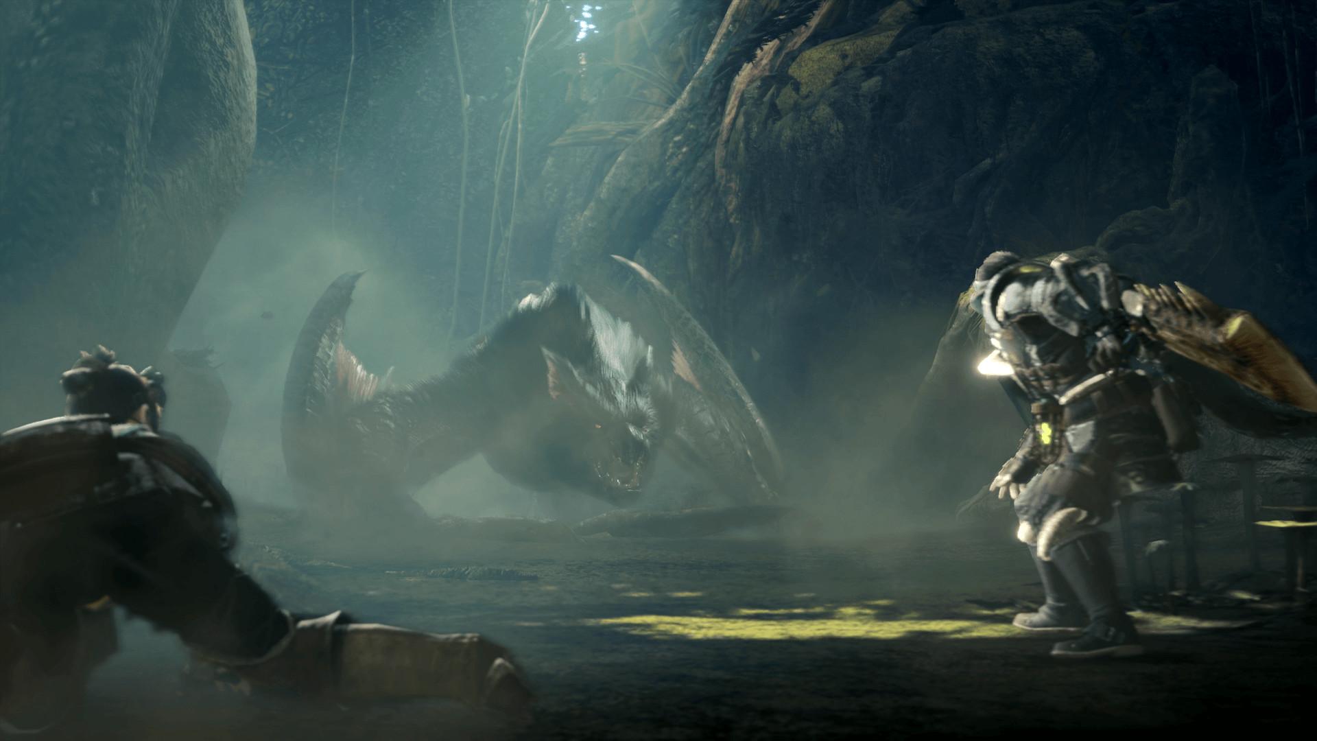 Monster Hunter World: Iceborne Resimleri