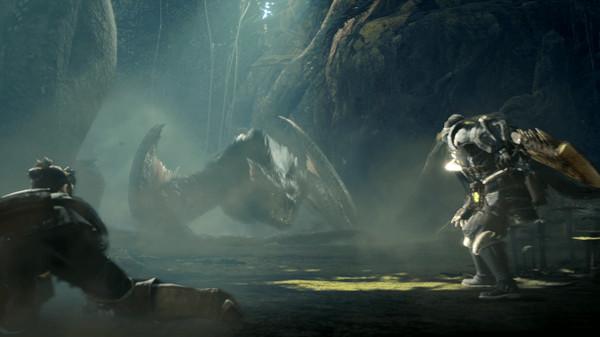 Capture d'écran n°3 du Jeu Monster Hunter World: Iceborne