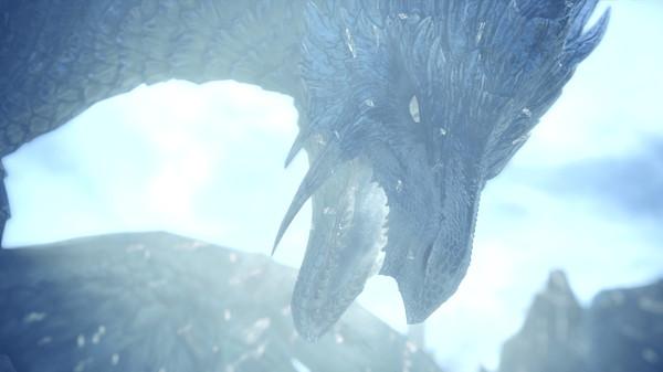 Capture d'écran n°2 du Jeu Monster Hunter World: Iceborne