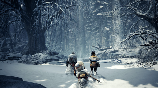 Capture d'écran n°1 du Jeu Monster Hunter World: Iceborne
