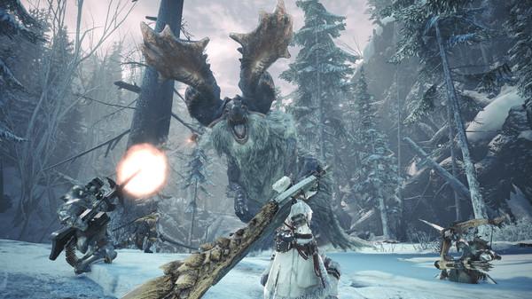 Capture d'écran n°8 du Jeu Monster Hunter World: Iceborne