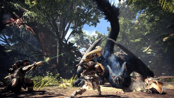 Capture d'écran n°7 du Jeu Monster Hunter World: Iceborne