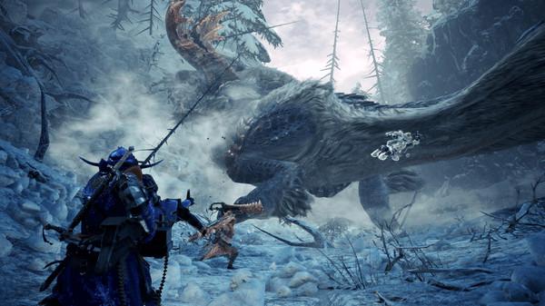 Capture d'écran n°6 du Jeu Monster Hunter World: Iceborne