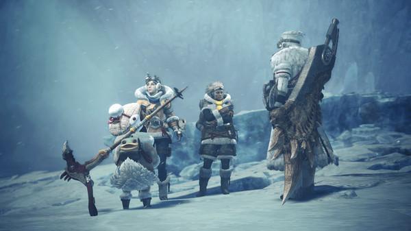 Capture d'écran n°5 du Jeu Monster Hunter World: Iceborne