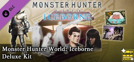 Monster Hunter World: Iceborne Deluxe Kit