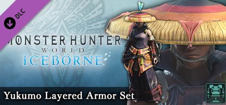 Monster Hunter World Iceborne Yukumo Layered Armor Set On Steam