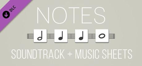 Купить NOTES - Soundtrack + Music Sheets (DLC)