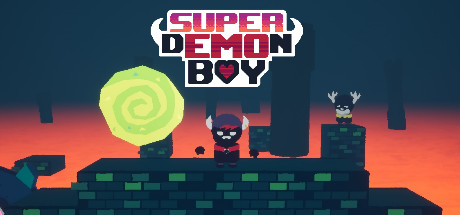 Купить Super Demon Boy