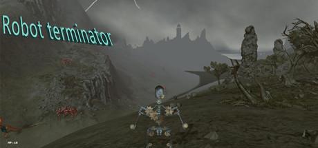 Купить Robot terminator