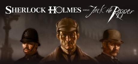 Teaser for Sherlock Holmes vs. Jack the Ripper