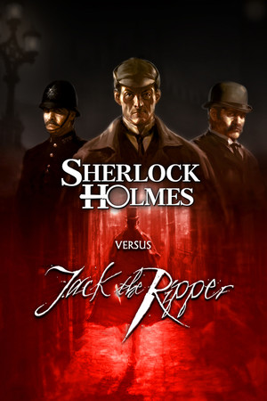 Sherlock Holmes versus Jack the Ripper poster image on Steam Backlog