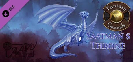 Fantasy Grounds - A22: Saatman's Throne (5E)