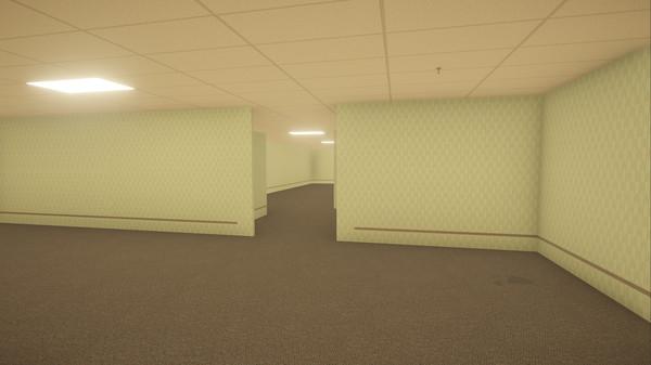 The Backrooms Simulator