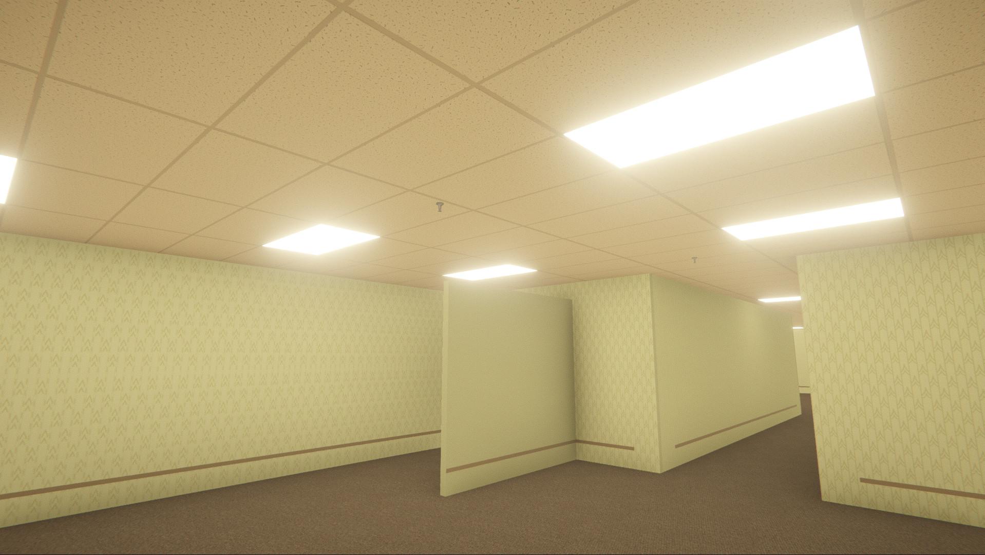 The Backrooms Simulator on Steam